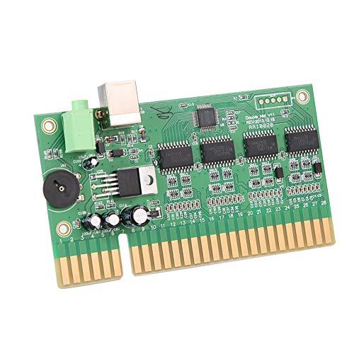 28P Game console moederbord, PC USB E/A Arcade Game Control enkel/dubbele plaat voor Jamma moederbord met audio en USB-kabel