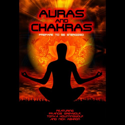 Auras and Chakras audiobook cover art