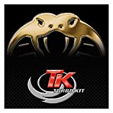 Escape Turbokit PIT BIKE REBEL MASTER RX 160 (CRF 50 LATERAL) SP CARBONO END CAP