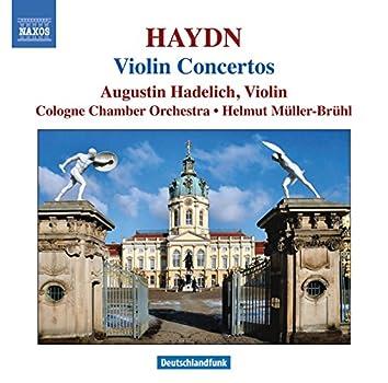 Haydn, J.: Violin Concertos, Hob. Viia: 1, 3, 4