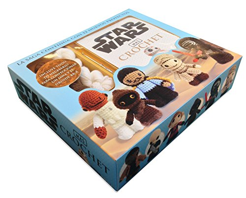 Kit Star Wars Más crochet: Mas Crochet (Kits Cúpula)