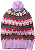 BCBGeneration Women s Geek Chic Beanie, Lilac Belle, One Size