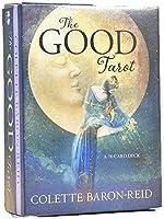 タロット78Pcs / set English The Good Tarot Cards Colette Baron-Reid Acient Tarot Deck Cards&Book Board Game Cards