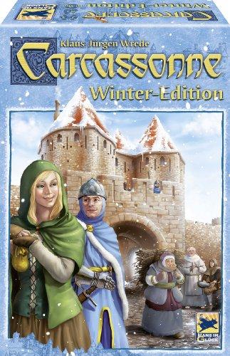Schmidt Spiele 48229 Jeu Carcassonne Winter Edition