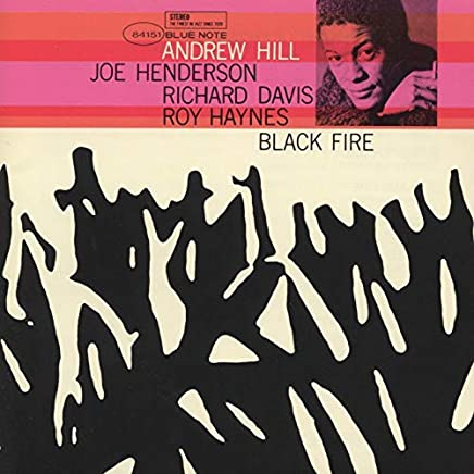 Black Fire Blue Note Tone Poet Series