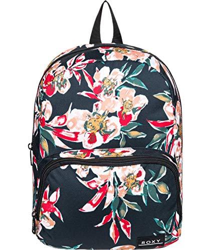 Roxy Women's Backpack, Anthracite Wonder Garden S, 1SZ