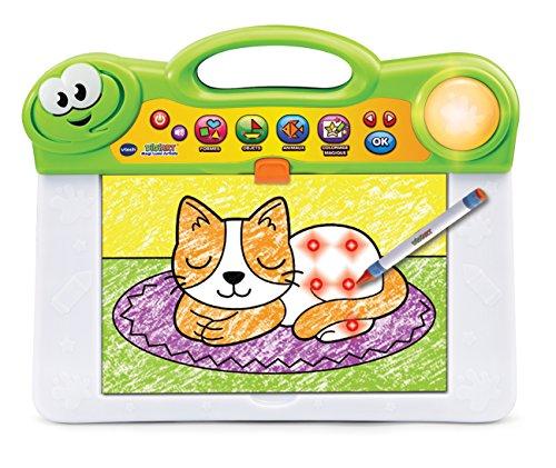 VTech DigiArt Magi Lumi Color Niño/niña - Juegos educativos (AA, 375 mm, 66 mm, 279 mm, 950 g)