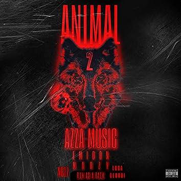 Animal 2 (feat. MARZY, EMIDON, Luca Geordi & NG17)