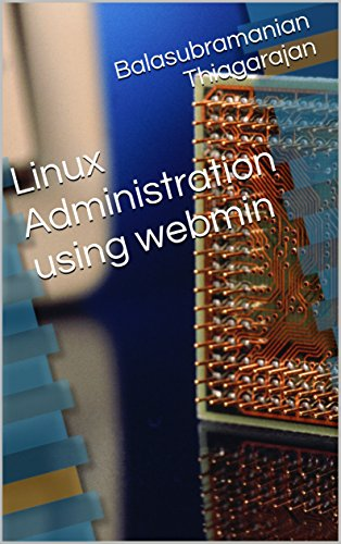 Linux Administration using webmin (English Edition)