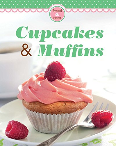 Cupcakes & Muffins: Our 100 top recipes presented in one cookbook (English Edition)