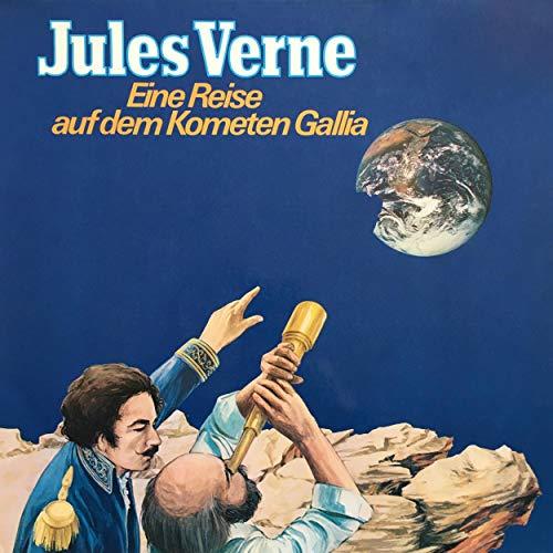『Eine Reise auf dem Kometen Gallia』のカバーアート