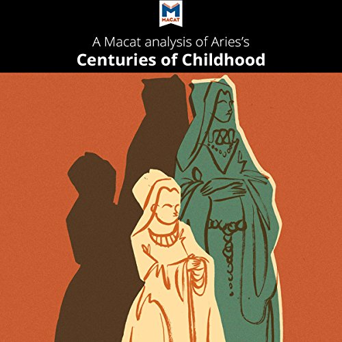 A Macat Analysis of Aries's Centuries of Childhood audiobook cover art