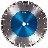 All Purpose Diamond Saw Blades for Concrete, Masonry, Stone, Pavers - 16' Diameter 1' Arbor