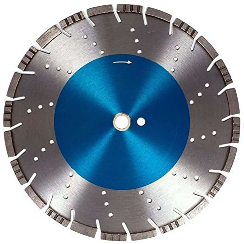 All Purpose Diamond Saw Blades for Concrete, Asphalt, and Granite - 16