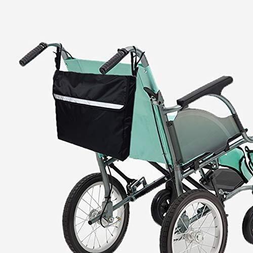 silla de ruedas Mochila con silla de ruedas - Funda universal for la mayoría de los scooters, andadores, vehículos de ruedas - for llevar los accesorios de Transporte