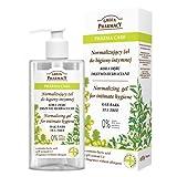 The Green Pharmacy Gel Higiene Intima a base de Corteza de Roble Arbol del Té y Acido Láctico - 300 ml