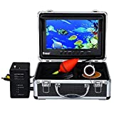 Eyoyo Portable 9 inch LCD Monitor Fish Finder HD 1000TVL Fishing...