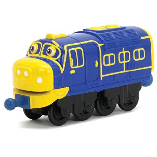 Chuggington Die-Cast – La Locomotive Bruno – Véhicule Miniature 6 cm
