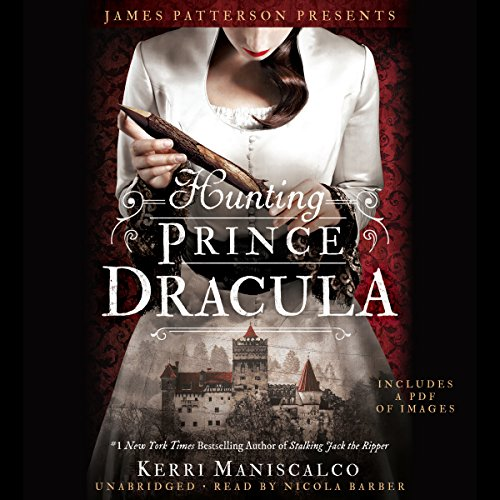 Hunting Prince Dracula audiobook cover art