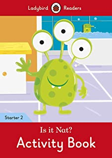 Is it Nat? Activity Book - Ladybird Readers Starter Level 2
