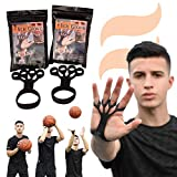 Flick Glove - Basketball Training aid - Follow Through/Shooting Accessories - Perfect Your Follow Through - Instantly Improve Your Shot - Fix Bad Habits with Proper Shooting Form (Now 2 PER Pack)