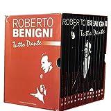 Tutto Dante - Roberto Benigni - Box 14 DVD + libro