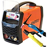 <span class='highlight'>250</span>AMP TIG/MMA(<span class='highlight'>ARC</span>) 2 in 1 IGBT DC <span class='highlight'>Inverter</span> <span class='highlight'><span class='highlight'>Welder</span></span> <span class='highlight'>Welding</span> <span class='highlight'>Machine</span> with HF <span class='highlight'>ARC</span> Start/Digital Control HIGH Duty Cycle 60%   Accessories