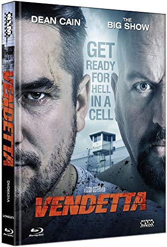 Vendetta [Blu-Ray+DVD] - uncut -  limitiertes Mediabook Cover A