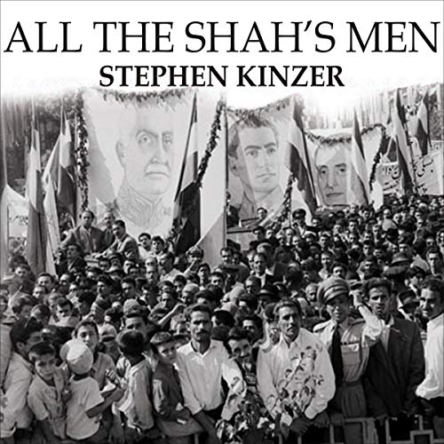 Page de couverture de All the Shah's Men