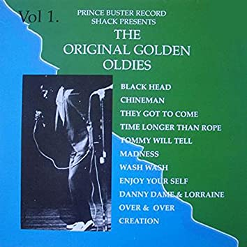 Prince Buster Record Shack Presents: The Original Golden Oldies, Vol. 1