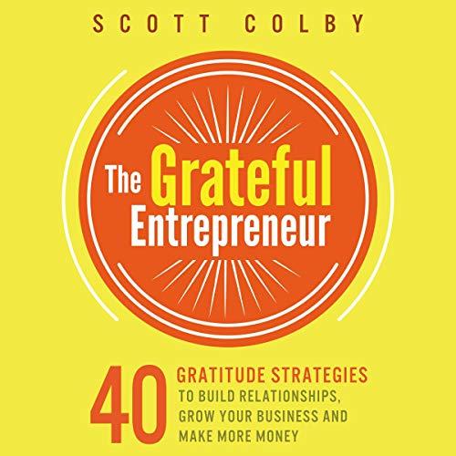 The Grateful Entrepreneur audiobook cover art