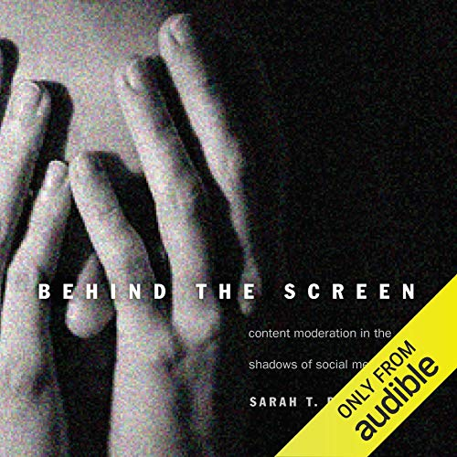 Couverture de Behind the Screen