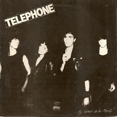 Téléphone au coeur de la nuit 33 tours vinyle