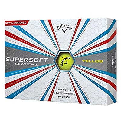 Callaway Supersoft Bolas Golf