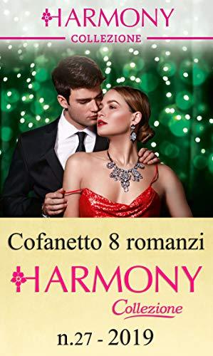 Cofanetto 8 Harmony Collezione n.27/2019 (Cofanetto Collezione Vol. 27)