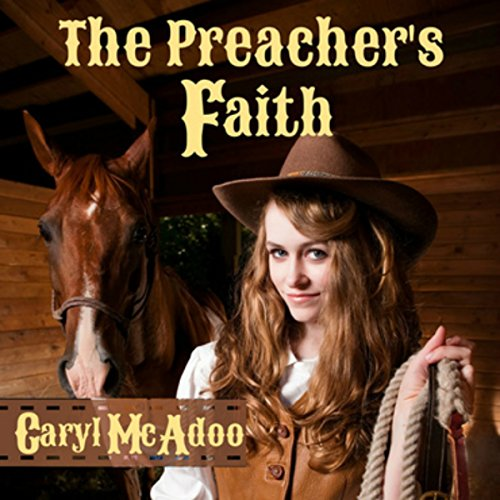The Preacher's Faith audiobook cover art