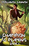 True Hero (Champion is Playing Book #1) LitRPG Series