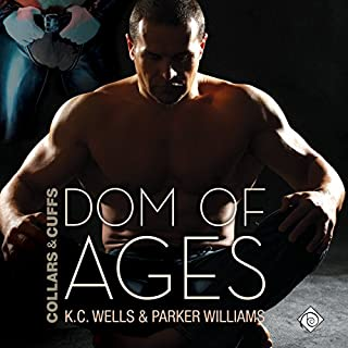 Dom of Ages audiobook cover art