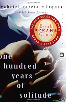 Paperback One Hundred Years of Solitude (Oprah's Book Club) Book