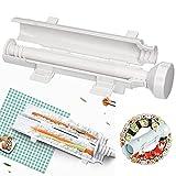 Kit de tubo de molde de rodillo de sushi DIY máquina aparato de arroz cocina Rolling Maker herramienta
