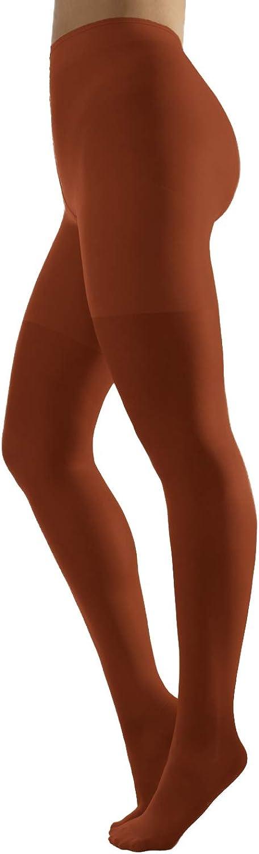 L 2XL 3XL XL 4XL Panty Tallas Grandes CALZITALY Curvy Medias Opacas Curvy 60 DEN Calceter/ía Italiana  