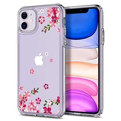 Preisvergleich Produktbild CYRILL Ciel by [Cecile] Kompatibel mit iPhone 11 Schutzhülle(6, 1 Zoll) (076CS27509) Kirschblüte