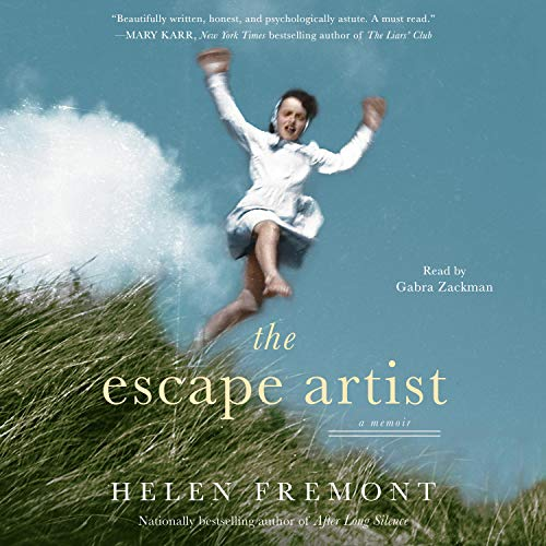 The Escape Artist Audiobook By Helen Fremont cover art