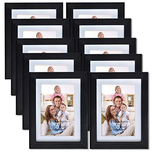Giftgarden Marcos de Fotos 10x15cm 10 PCS Cada Juego