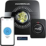 MyQ Smart Garage Door Opener Chamberlain MYQ-G0301 - Wireless & Wi-Fi enabled...