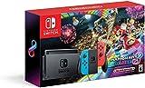 Nintendo Switch Console w/ Mario Kart 8 Deluxe (Renewed)