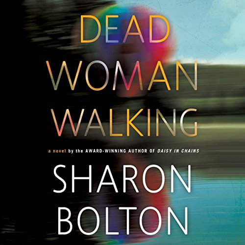 Dead Woman Walking audiobook cover art
