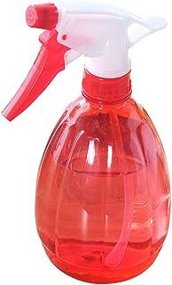 JannahMehr Household Small Hand Spray Bottle Garden Pressure Sprinkler Air Purifier Cleaner - Red