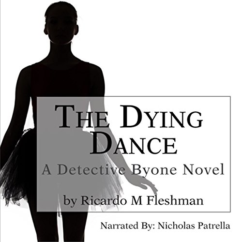 The Dying Dance audiobook cover art