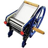 LOVEHOUGE Máquina comercial del fabricante de pasta, mezclador manual multifuncional del rodillo del fabricante de fideos para hacer espaguetis, presionar la masa, la piel de la bola de masa